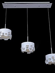 Led Pendant Lights , 3 Light , Simple Modern Artistic MS-86498
