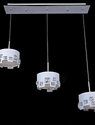Led Pendant Lights , 3 Light , Simple Modern Artistic MS-86498