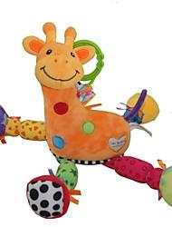 Babyfans ™ de dibujos animados bebé jirafa lindo en forma de juguetes de peluche