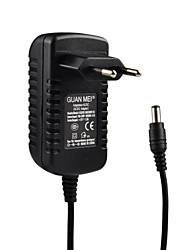 Xinyuanyang® 24W 12V 2A AC Power Supply 5.5 x 2.1mm DC Power Adapter for LED Light Strip - Black (100~240V)