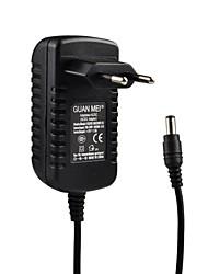 xinyuanyang® 24w 12v 2A AC питания 5,5 х 2,1 мм DC адаптер питания для светодиодная лента - черный (100 ~ 240 В)
