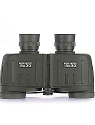 WORBO® 8x 32 mm Binoculares BAK4 Alta Definición / Visión nocturna / De alta potencia / Impermeable 339m/1000mRevestimiento Múltiple