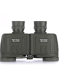 WORBO® 8x 32 mm Binoculars BAK4 High Definition / Night Vision / High Powered / Waterproof 339m/1000m Fully Multi-coated Black