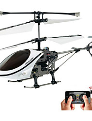 3.5ch I-Control RC Hubschrauber mit Gyro (iphone / ipad / ipod-Controller sein)