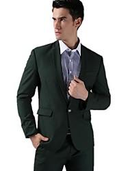 les hommes robe mince entreprise répond aux coréen costumes de mode la version de loisirs (veste + pantalon)