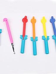 baoguang®rainbow Farbe Webstuhl Legierung Haken (gelegentliche Farbe)