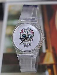 orologi cranio trasparenti originali moda femminile sufeng
