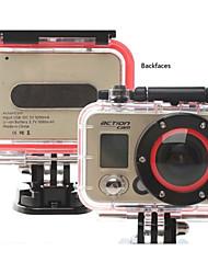 wifi rd990 deporte sj4000 apoyado cámara de acción hd 1080p estilo GoPro impermeable para ios android
