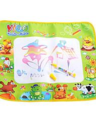 59 * 49 * 1cm mágicos juguetes de la novedad educativos Aquadoodle de los niños (tamaño m)