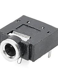 50v 0.3a DC-Buchse Kopfhörerbuchse 3,5 mm Audio-Buchse Tafel 15 Stück