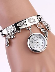 Women's 100% Stainless Steel Luxury Fashion Lady Bracklet Dress Wristwatch C&D-95
