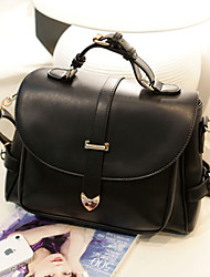 SSH Vogue Candy Color Crossbody HandBag black 112