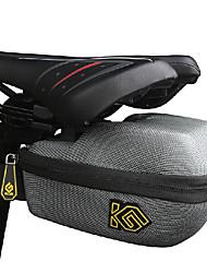 COOLCHANGE Gray Cycling Hard Shell Saddle Bag