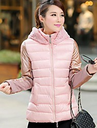 Women's Keep Warm Thicken Hooded Down Coat