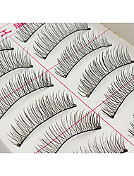 Eyelashes lash Eyelash Volumized / Natural Fiber