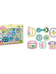 interessanti bambini multi-forma giocattoli campana anello bambino