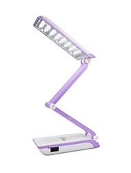 angibabe AC110-240V 32 conduit lampe de table de bureau rechargeable pliable