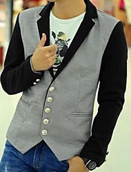 Men's Leisure Suit Outerwear