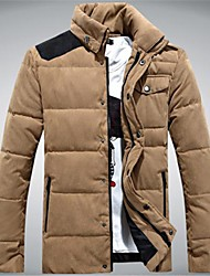 Men's Casual Fashion  Down Jacket