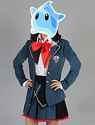 inspirado por seisyun hajimemashita! chitose trajes cosplay Futaba