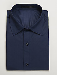 Dark Blue Short Sleeve Shirt
