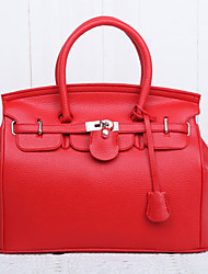 ZCM Red Fashion Causal Single Shoulder Handbag _TL-77R0