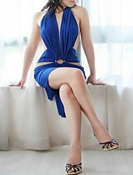 Women Chemises & Gowns Nightwear , Chiffon