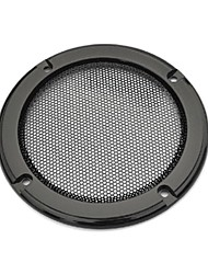 2PCS 8 inch Car Speaker Grille Car Speaker Cover Back Color High Quality Metal Cold-rolled steel+ABS Material