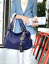 VENCHY European Fashion Causal All-Matched Single Shoulder Handbag  10085 Black,Blue,Brown,Fuchsia