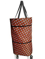 Funcky Ones Dot Oxford Cloth Folding Dual-Purpose Tug Package