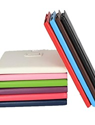 11 Inch Lichee Pattern Solid Color Case for Dell(Assorted Colors)