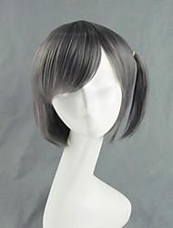 """""""Hentai"""" Prince and the Stony Cat Tsukiko Tsutsukakushi Grey Cosplay Wig"""