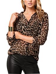 leopardo todo el partido camiseta