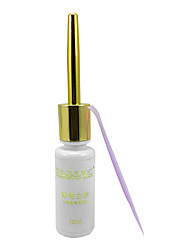 Convenient Sticky Eye Lash Glue Clear White