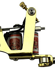 Graphit Metall handgefertigt Tätowierung Maschinengewehr Shader und Liner (dt-M014)
