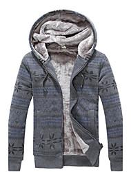 Men's Fashion Casual All Match Long Sleeve Coat