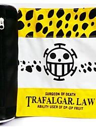 одна часть Трафальгарской закон желтый леопардовая расцветка pencial дело косплей аксессуары