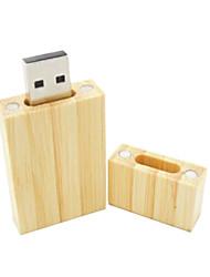 CFT2 2GB Stile di legno portatile USB 2.0 Flash Drive