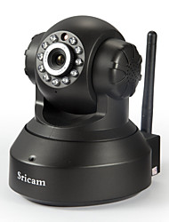 Sricam® Wireless IR H.264 P2P Megapixel 720P Pan Tilt Indoor IP Camera AP002