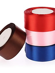 Ribbon DIY Accessories Candy Box Parts(4cm Assorted Color)