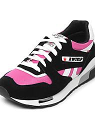 Chaussures femme ( Noir/Pourpre/Gris ) - Velventine - Marche