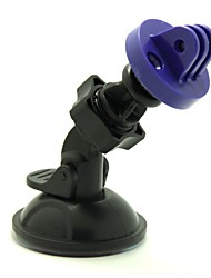 Colors 360 Degree Rotation Mini Camera Stand Holder with Suction Cup for Camera/GPS/Gopro Hero 3+/3/2