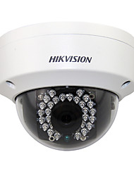 Hikvision® DS-2CD2135F-IS H.265 3.0MP IP Dome Camera with PoE/Waterproof/Night Vision