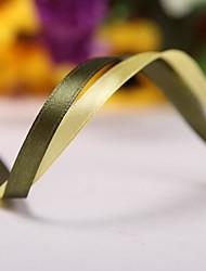Einfarbig 4.1 Zoll Satinband - 50 Meter pro Rolle (mehr Farben)