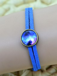 Women's Galaxy Star Pattern Series Time Gem Bracelet