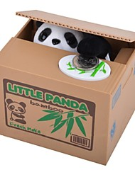 Panda Steal Money Novelty Money Box