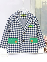 Boy's Cotton Suit & Blazer , Spring/Fall Long Sleeve
