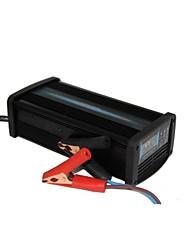 Clen 48v 5а / 10а / 20а отрицательный технология импульс тока переключаемые зарядное устройство
