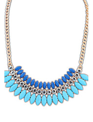 Canlyn Women's Arc-Shaped Necklace