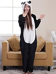 Costumes de Cosplay / Costume de Soirée Animal Fête / Célébration Déguisement Halloween Noir Mosaïque / Couleur Pleine Collant/Combinaison